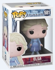 Frozen 2 - Elsa with Cloak Pop! | Pop Vinyl