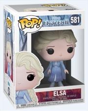 Frozen 2 - Elsa with Cloak Pop! | Pop Vinyl