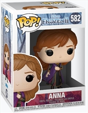 Frozen 2 - Anna with Cloak Pop! | Pop Vinyl