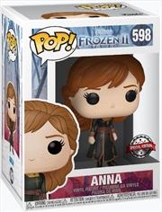 Frozen 2 - Anna (no Cloak) Pop! | Pop Vinyl