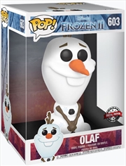 "Frozen 2 - Olaf 10"" Pop! 