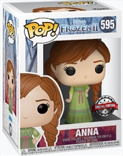Frozen 2 - Anna in Nightgown Pop! | Pop Vinyl