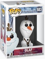 Frozen 2 - Olaf Frost Pop! | Pop Vinyl