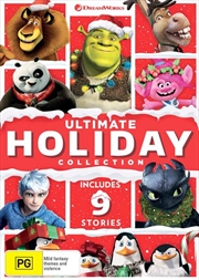 Dreamworks Ultimate Holiday - Limited Edition | Collection