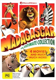 Madagascar - Ultimate Collection - Limited Edition | DVD