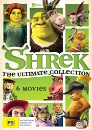 Shrek - Ultimate Collection - Limited Edition