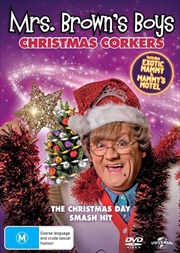 Mrs. Brown's Boys - Christmas Corkers - Exotic Mammy / Mammy's Motel