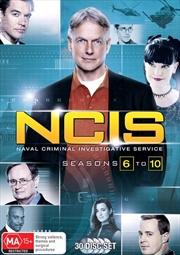 NCIS - Season 6-10 | Boxset | DVD