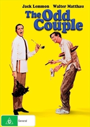 Odd Couple, The | DVD