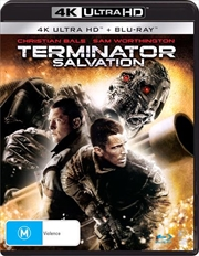 Terminator Salvation | Blu-ray + UHD