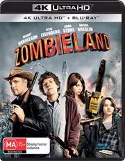 Zombieland | Blu-ray + UHD