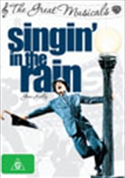 Singin In The Rain: 50th Anniversary Edition | DVD