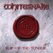 Slip Of The Tongue | CD
