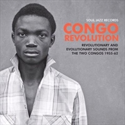 Soul Jazz Records - Revolutionary And Evolutionary Sounds From The Two Congos 1955-62