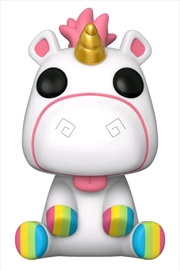 Despicable Me 3 - Fluffy Rainbow Hooves US Exclusive Pop! Vinyl [RS]