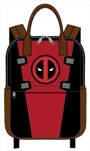 Deadpool - Costume Backpack