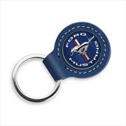 Ford Mustang Badge Key Ring