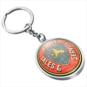 Holden Hertiage Key Ring