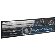 Ford Hertiage Logo Bar Runner | Merchandise