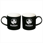 Holden Matte Logo Coffee Mug | Merchandise