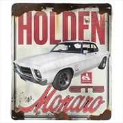 Holden Monaro Throw Rug