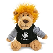 Holden Logo Lion Plush | Toy