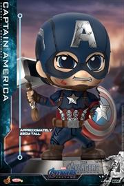 Avengers 4: Endgame - Captain America Large Cosbaby