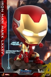 Avengers 4: Endgame - Iron Man Mark LXXXV Large Cosbaby | Merchandise