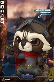 Avengers 4: Endgame - Rocket Cosbaby | Merchandise
