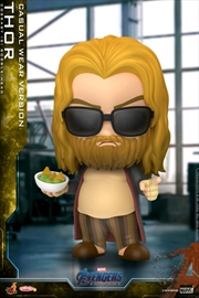 Avengers 4: Endgame - Thor Casual Cosbaby | Merchandise