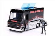 Deadpool - Food Truck (Black) 1:24 Hollywood Ride | Merchandise