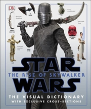 Star Wars The Rise of Skywalker The Visual Dictionary | Hardback Book