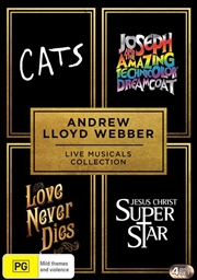 Andrew Lloyd Webber - Live Musicals | Collection