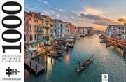 Grand Canal Italy - 1000 Piece Jigsaw Puzzle | Merchandise