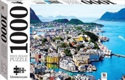 Alesund, Norway - 1000 piece jigsaw 1000 Piece Puzzle | Merchandise