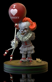 "It: Chapter 2 - Pennywise ""I Heart Derry"" Q-Fig"