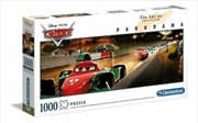 Clementoni Disney Puzzle Cars Panorama 1000 Pieces | Merchandise
