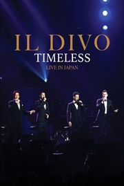 Timeless - Live In Japan | DVD
