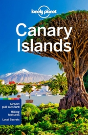 Lonely Planet Travel Guide - Canary Islands 7 | Paperback Book
