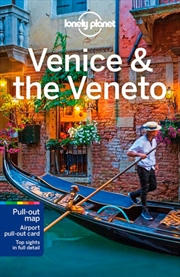 Lonely Planet - Venice & the Veneto Travel Guide | Paperback Book