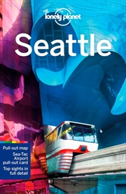 Lonely Planet - Seattle Travel Guide | Paperback Book
