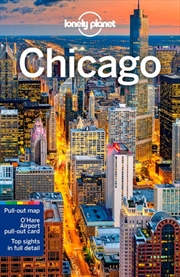 Lonely Planet - Chicago Travel Guide | Paperback Book
