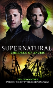 Supernatural - Children of Anubis | Paperback Book
