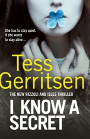 I Know a Secret | Paperback Book