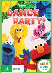 Sesame Street - Dance Party | DVD