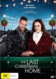Last Christmas Home, The | DVD