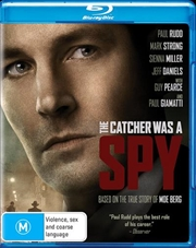 Catcher Was A Spy, The | Blu-ray