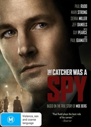 Catcher Was A Spy, The | DVD