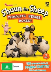 Shaun The Sheep - Season 1-5 | Boxset