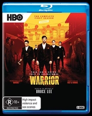 Warrior | Blu-ray
